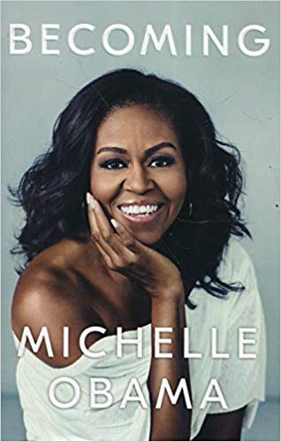 Michelle Obama Becoming book