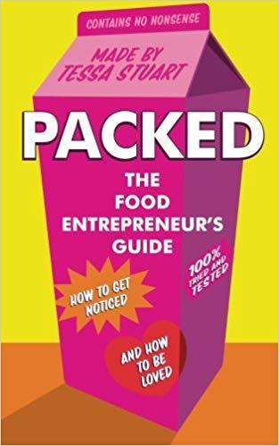 Tessa Stuart Packed - The Food Entrepreneur's Guide book