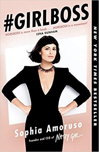 Sophia Amoruso #girlboss book