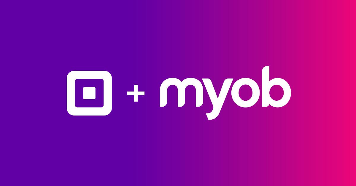 square and myob