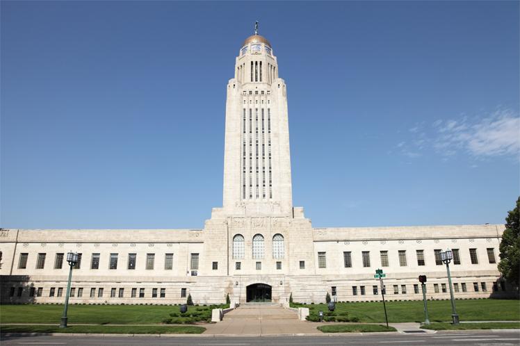 Nebraksa Capitol