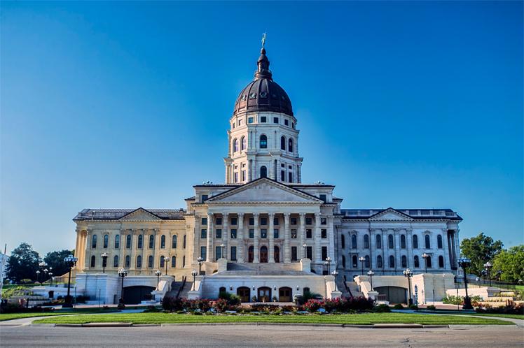Kansas Satte Capitol