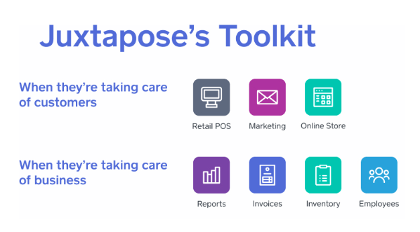 juxtapose toolkit