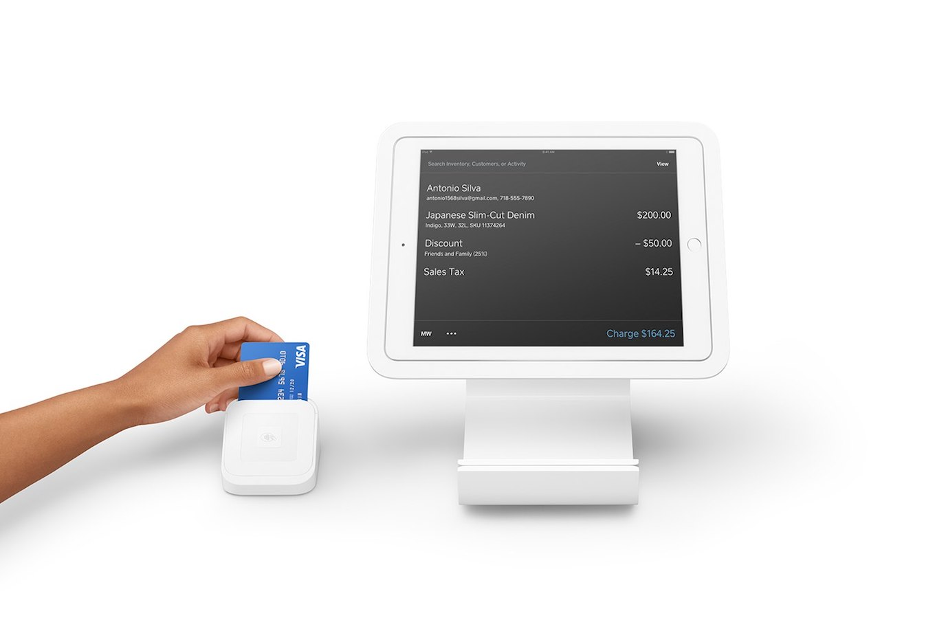 Introducing Square for Retail