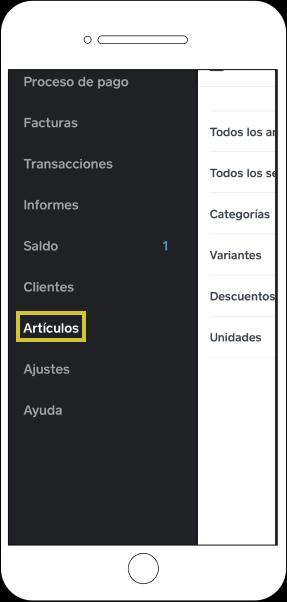 Items - App - ES