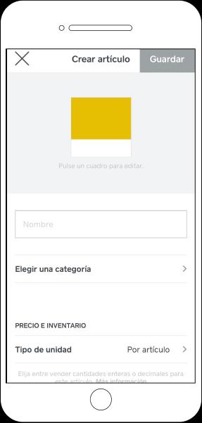 Items - Details Page - App - ES