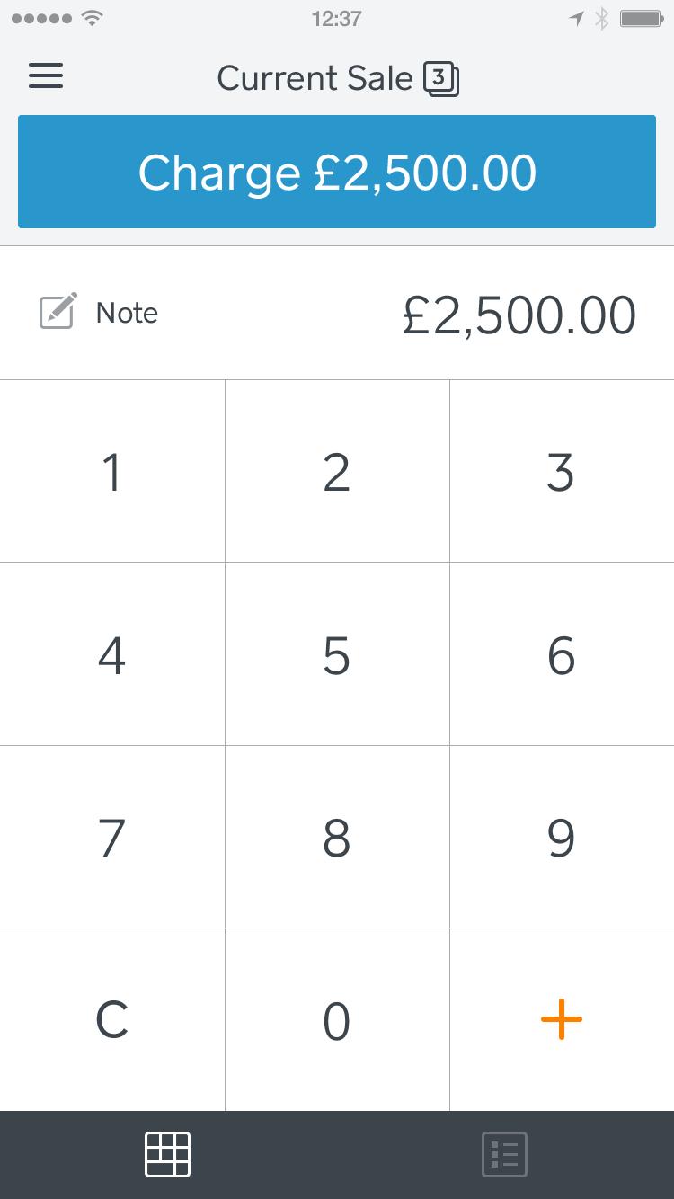 set amount