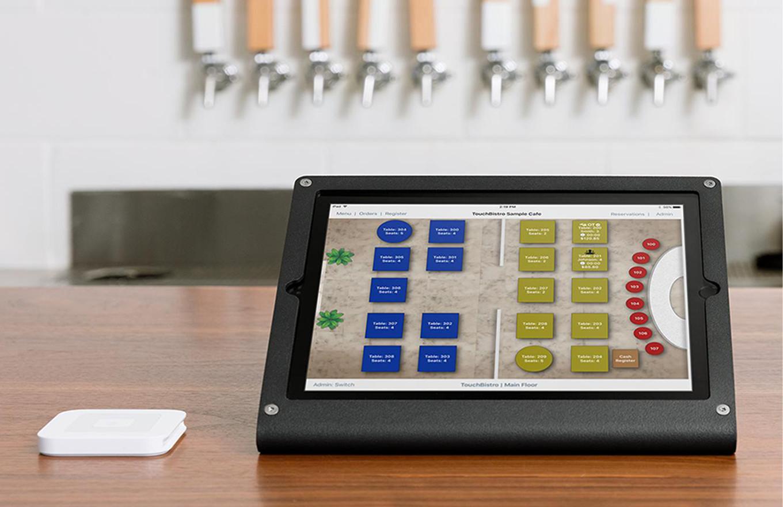 Square and TouchBistro