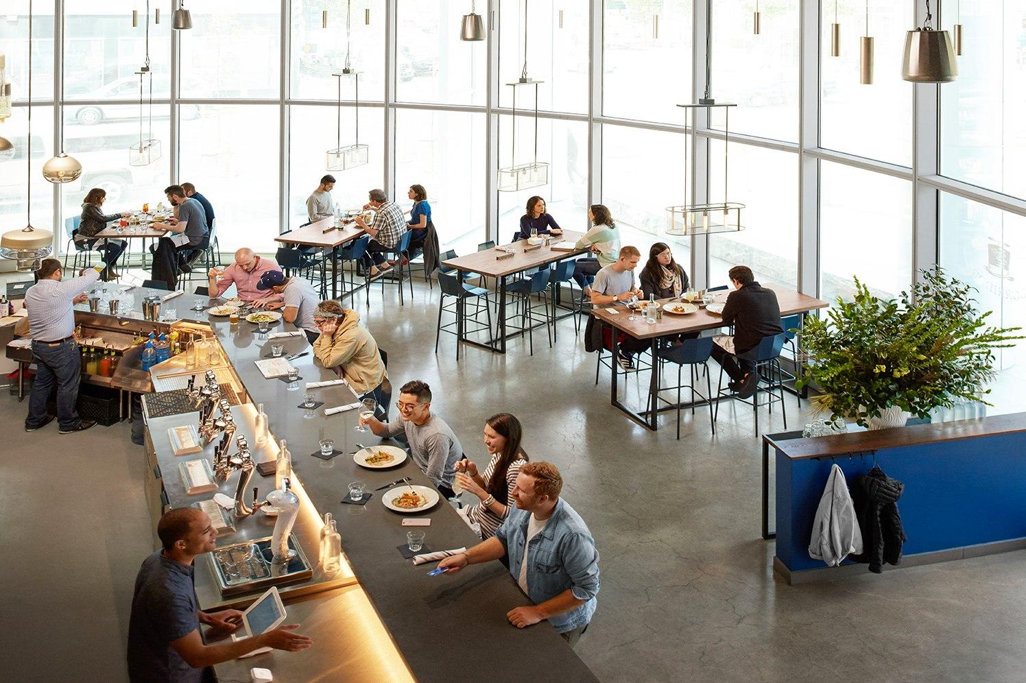 Buying restaurant business plan