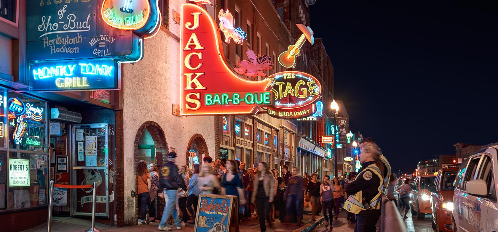 Jack's BBQ in Nashville
