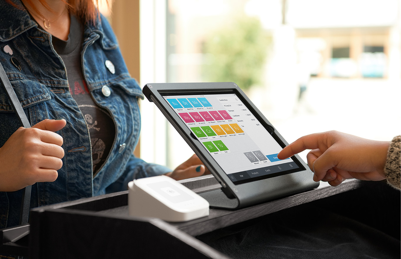countertop pos solution