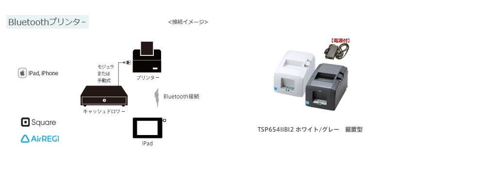 JP Only Printer TSP654