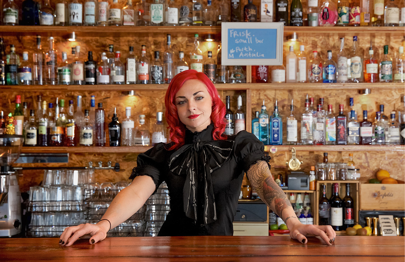 Manage your Bar Inventory