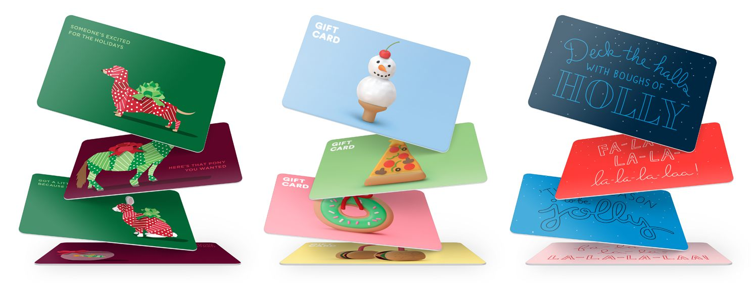 Boost holiday sales with holiday gift cards negle