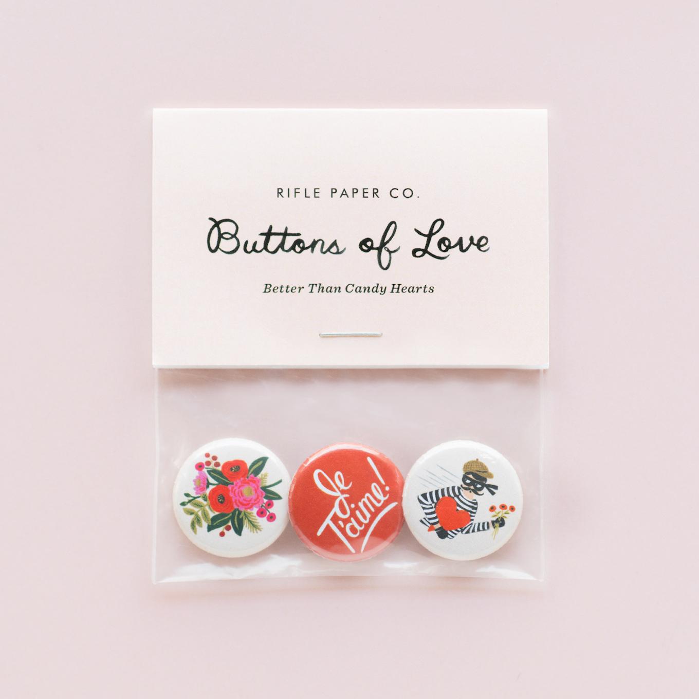 Valentine's pins