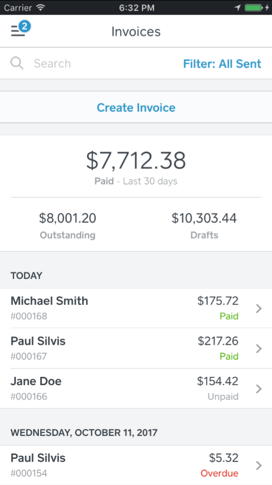mobile-invoice-screenshot