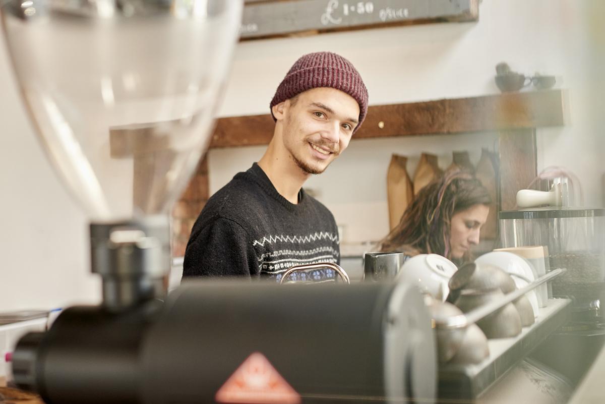 coffee shop bristol
