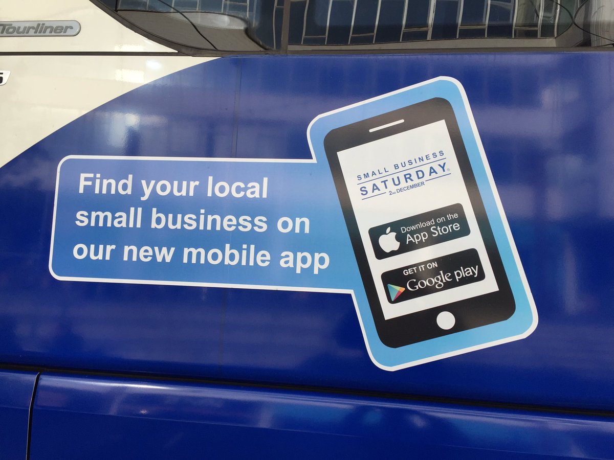 small business saturday app