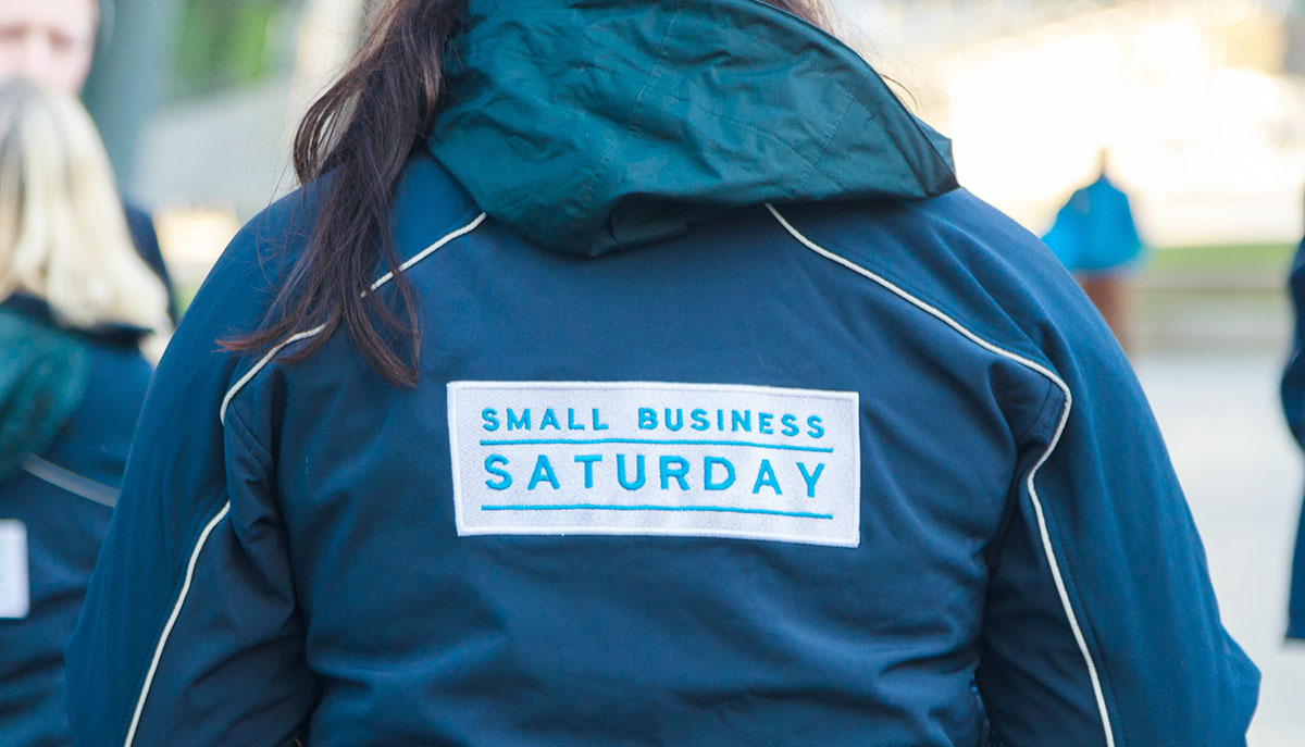 small business satirday