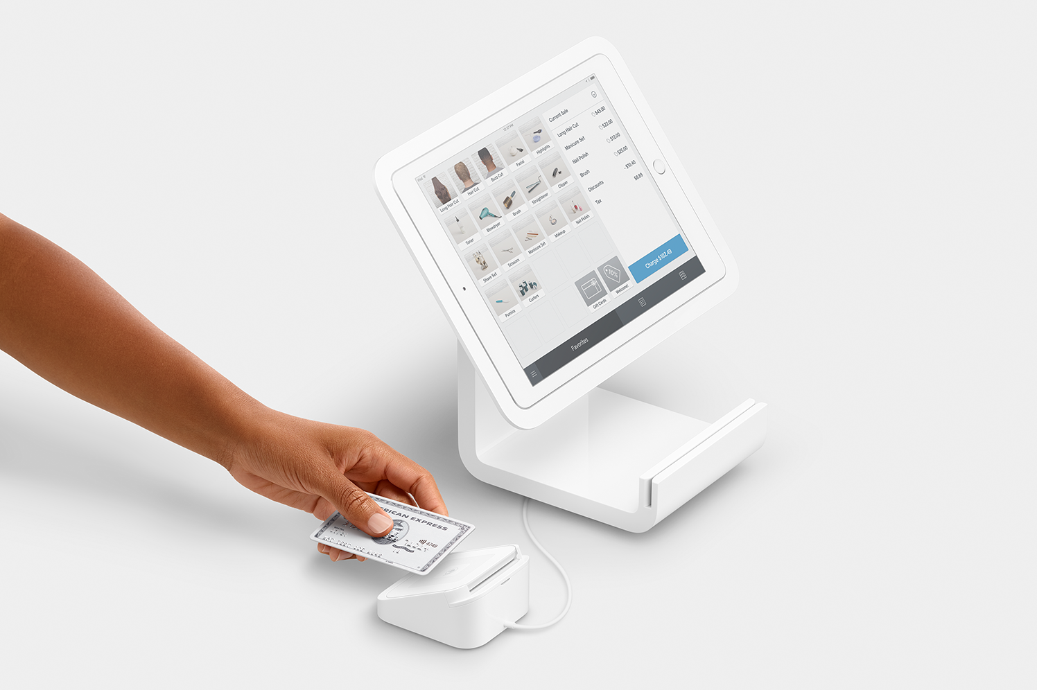 Square Stand point of sale system