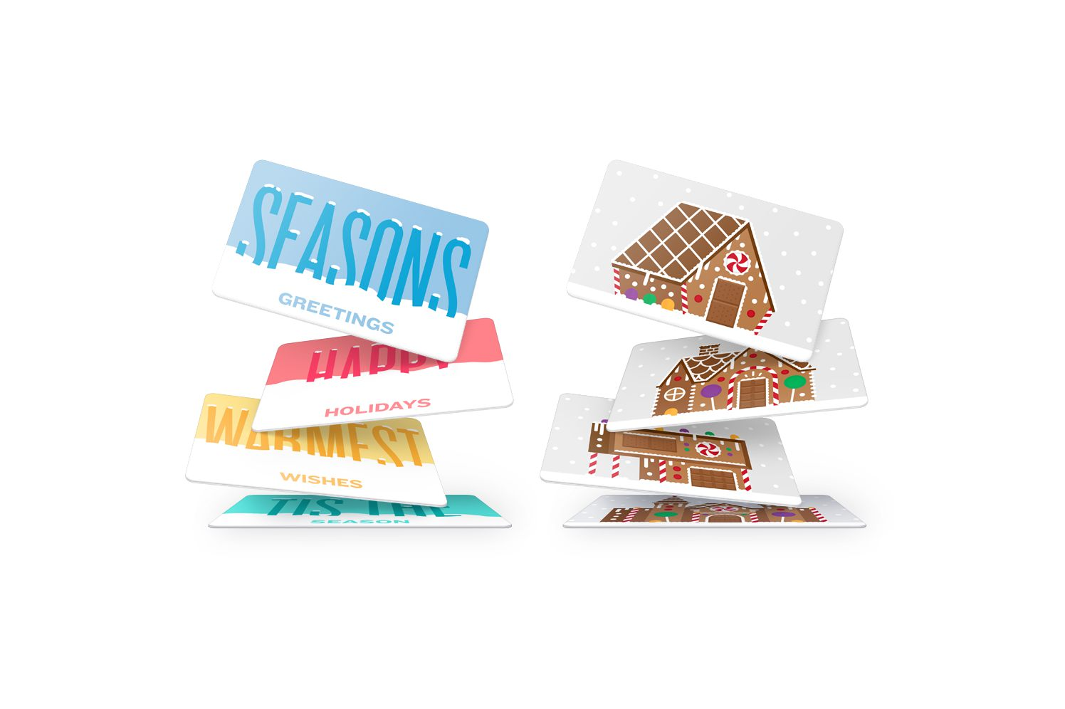 Sell holiday gift cards to boost your business
