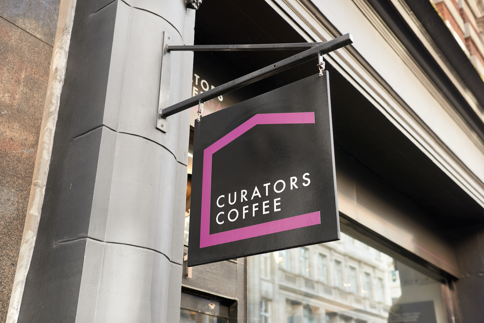 curators coffee logo