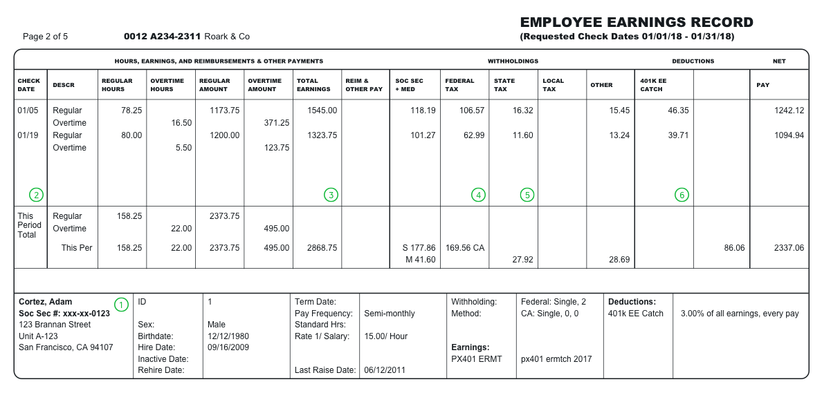 Find Payroll History From Your Previous Provider | Square