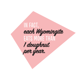 wyoming donut image
