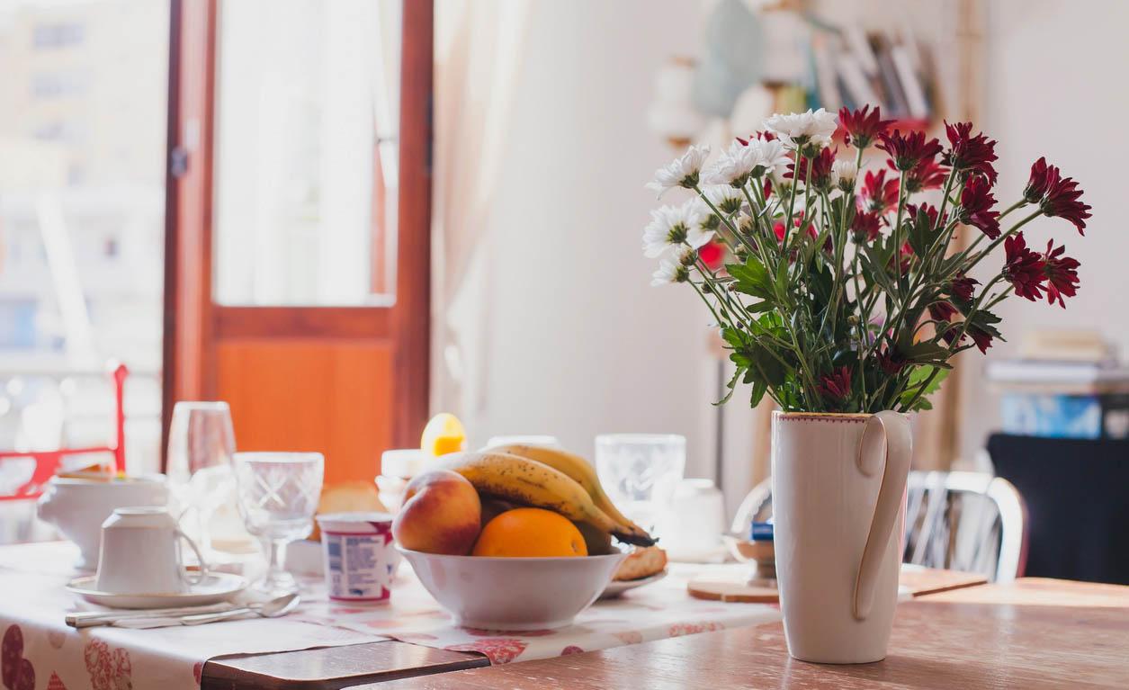 open a bed & breakfast
