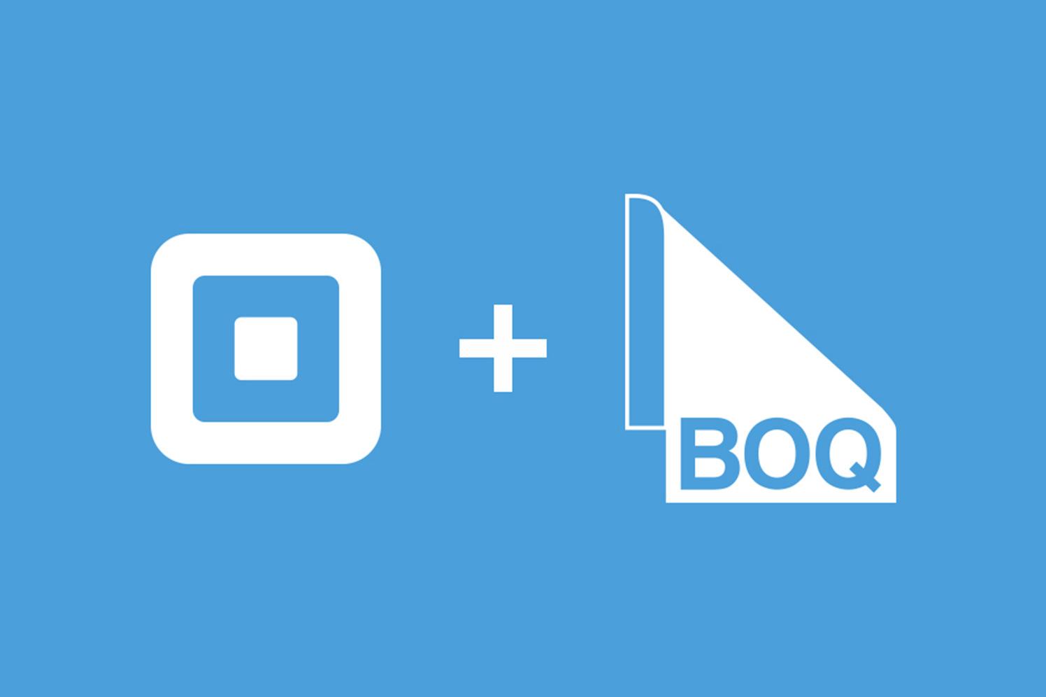 Square and BOQ partnership