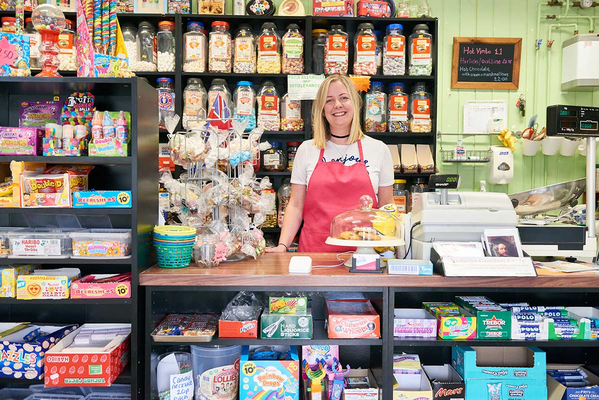heart of darwen sweet shop