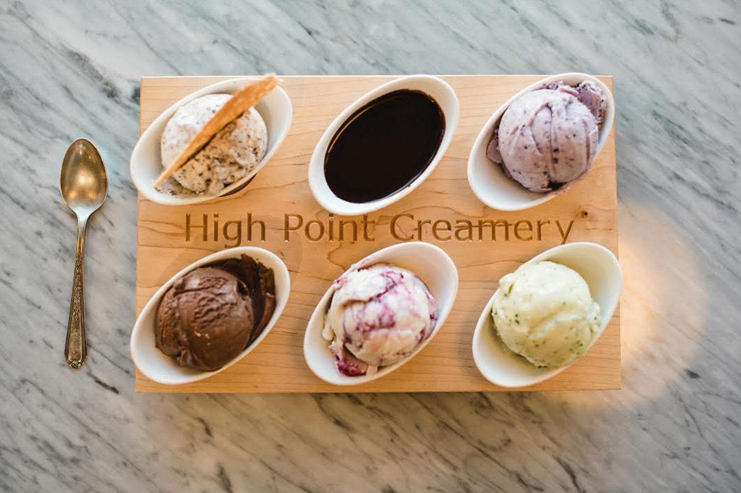High point creamery