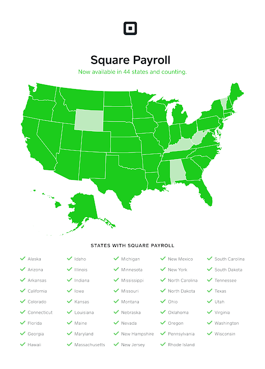 square payroll in 44 states