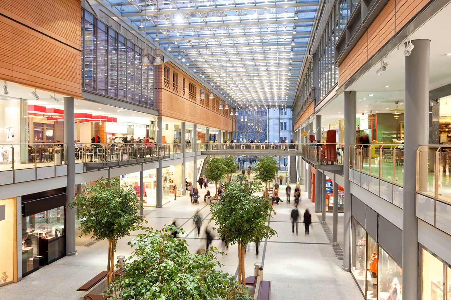 mall in america
