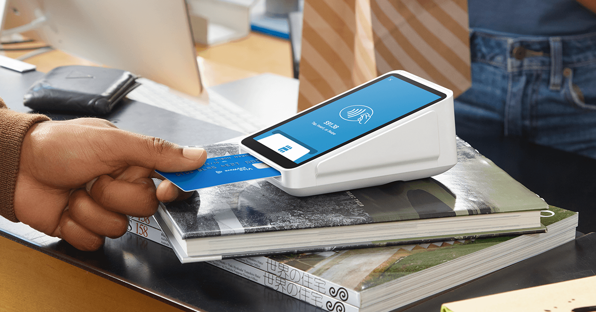 Introducing Square Terminal an All-in-One Credit Card Machine