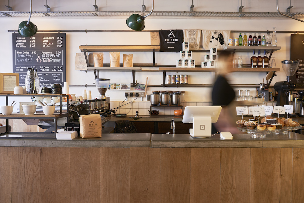 UK coffee shop report 2018 sharps coffee shop london