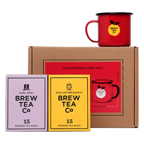 Brew Tea Company Christmas Cuppa Pack